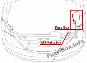 Fuse Box Diagram  U0026gt  Lexus Es300    Es330  Xv30  2001