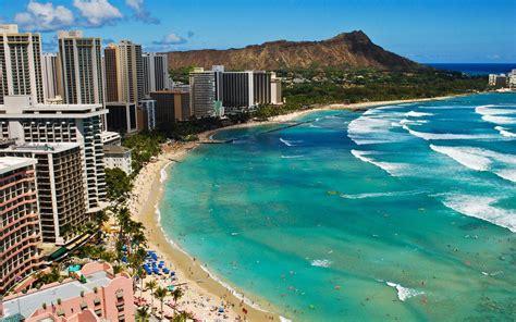 waikiki honolulu oahu hawaii usa a walking travel tour hd ...