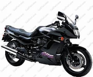 Additional Led Headlights For Motorcycle Kawasaki Gpz 1100
