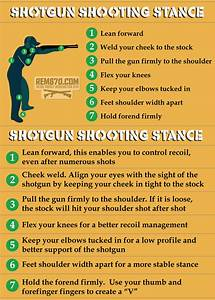 Shotgun Shooting Stance