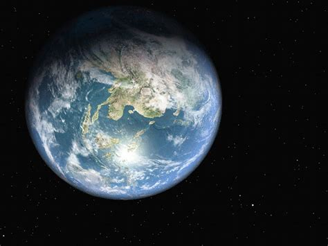earth screensaver animated  space  official