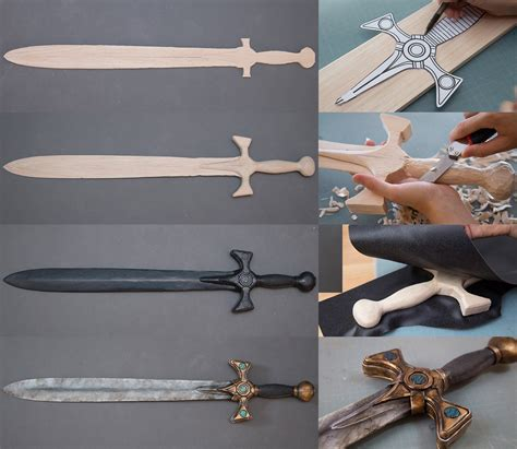 ciri sword template xena sword kamui cosplay costuming pinterest
