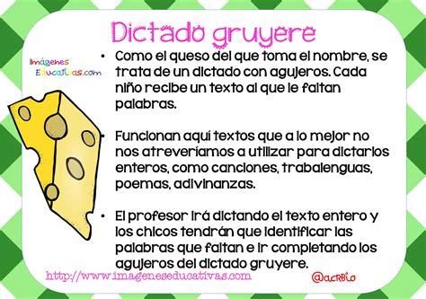 Tipos De Dictado (6)  Imagenes Educativas