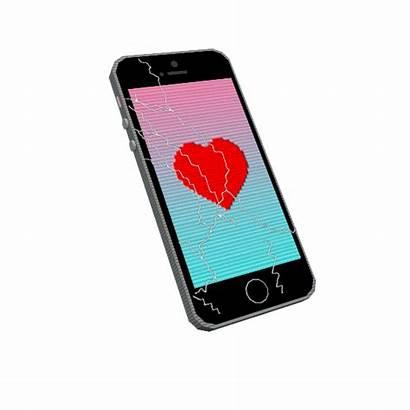 Phone Iphone Gifs Giphy Heart Break Vibrate
