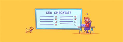 Simple But Effective Point Seo Checklist