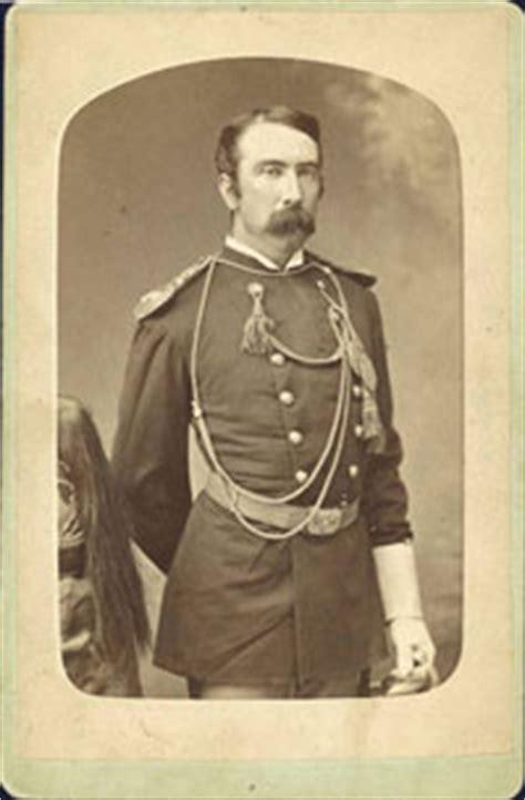 cavalry officers washita battlefield