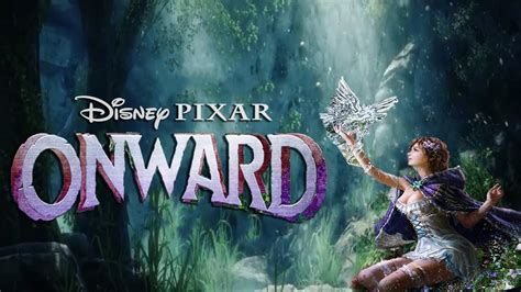 onward    disney pixar fantasy  hd