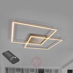 Küchen Deckenlampe Led : leuchtstarke led deckenlampe mirac ~ Frokenaadalensverden.com Haus und Dekorationen