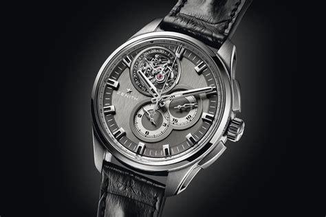 Zenith - El Primero Tourbillon | Time and Watches | The ...