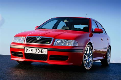 Retro Road Test Skoda Octavia Vrs  Motoring Research