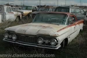 Classic Car Part Junk Yards