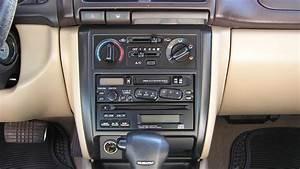 Service Manual  Removing Radio From A 1997 Subaru Legacy