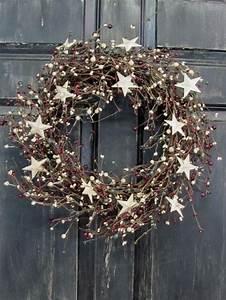 Weihnachtskranz Für Tür : begr t den advent mit einem kranz an der t r weihnachtskranz basteln die erste kerze am ~ Bigdaddyawards.com Haus und Dekorationen