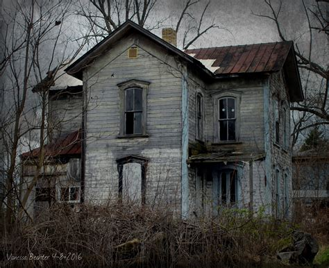 Abandoned house on River Hill Rd. Tuscarawas Co. Ohio ...
