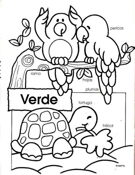 COLORES 009Colores preescolares Aprender los