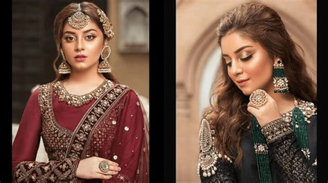 Alizeh Shah Looks Dazzling For Maria B Jewelry [Pictures ...
