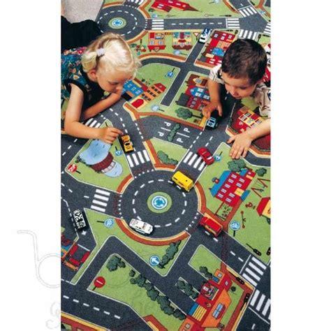 tapis circuit de voiture route g 233 ant achat vente tapis de jeu cdiscount