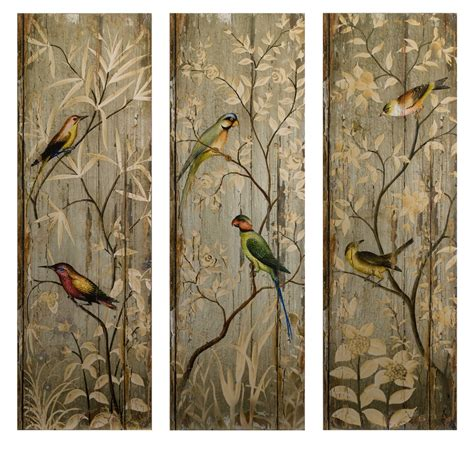 Calima Bird Wall Decor By Max Accents  Homelement  Home
