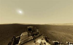 A view of Mars: the incredible 360-degree panorama from ...