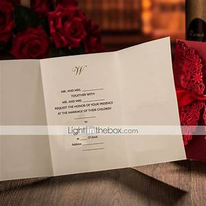 personalized double gate fold wedding invitations With double folded wedding invitations