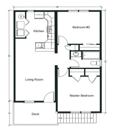 2 open floor plans 2 bedroom house plans open floor plan photos and
