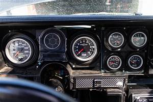 Bangshift Com Bangshift Tech  We Revamp Our Entire Dash Using Auto Meter Gauges To Replace No