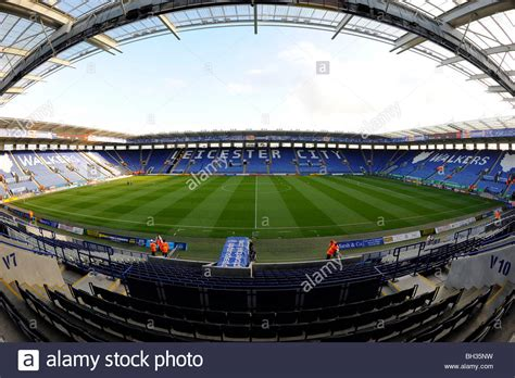 Curren King Power view inside the king power stadium formally known as the