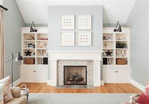 10, Ways, To, Refresh, Your, Brick, Fireplace