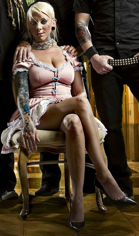 In This Momentlead Singer Maria Brink Tattoos