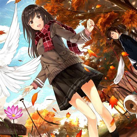 Anime Thanksgiving Wallpaper - kazabana fuuka tap to see more thanksgiving anime