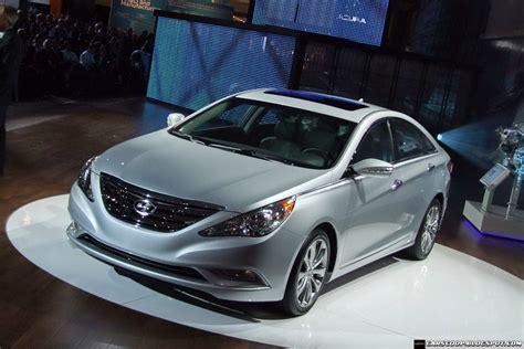 Hyundai Sonata Turbo by Ny Show 2011 Hyundai Sonata Gets New 2 0 Turbo With 274hp