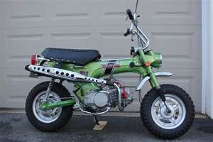 No Reserve  1970 Honda Ct70h Trail In 2020  With Images