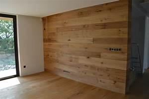 Drevene obklady na stenu