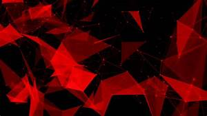 Red Diamonds Background, Spinning With Flares. HD 1080 ...