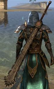 Elder Scrolls Online Dwarven Greatsword - ESO Fashion