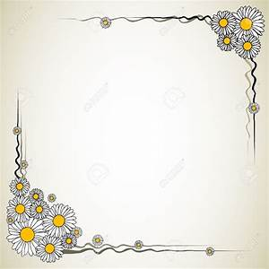 free daisy clipart borders - Clipground