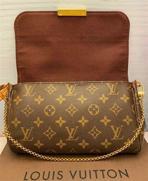 sold louis vuitton favorite mm monogram purse du