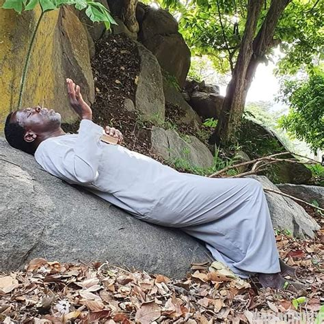 Prophet tb joshua leaves a legacy of service and sacrifice to god's kingdom that is living for generations yet unborn. Photos Of Prophet TB Joshua Praying On The Mountain For ...