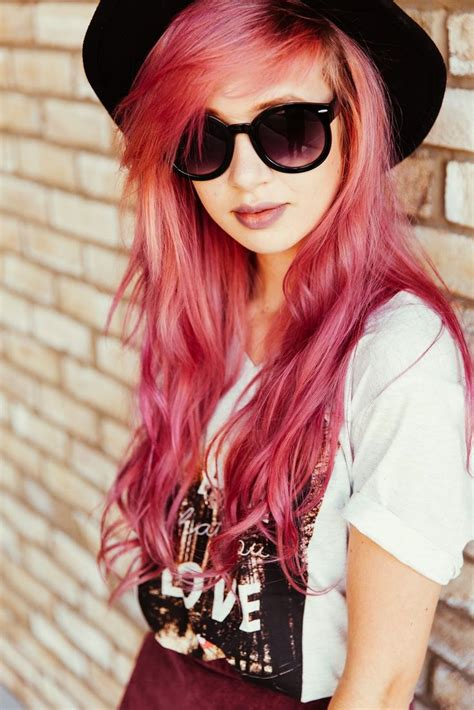 1000 Ideas About Red Scene Hair On Pinterest Scene