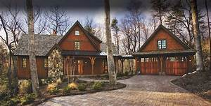 Timber Frame Homes By Mill Creek Post & Beam Company
