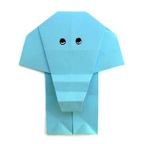 tiere aus papier falten anleitungen zum falten origami tieren