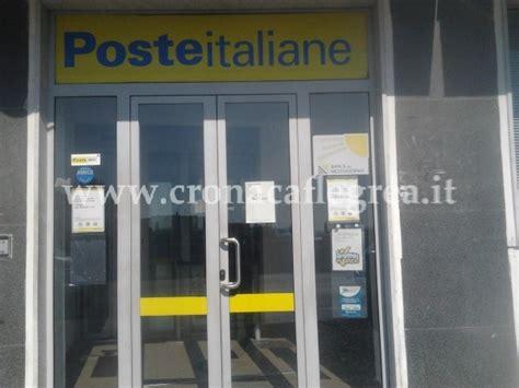 Ufficio Postale Pozzuoli Pozzuoli Rapina All Ufficio Postale Di Via Terracciano