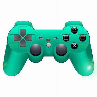 Clip Controller Clipart Xbox Vector Gaming Cartoon