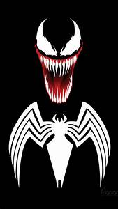 Venom Marvel Vector for Wallpaper by Tuax from Devian Art ...