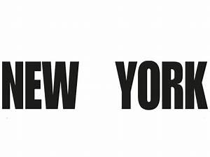 New York Schriftzug : top wandtattoo new york images for pinterest tattoos ~ Frokenaadalensverden.com Haus und Dekorationen