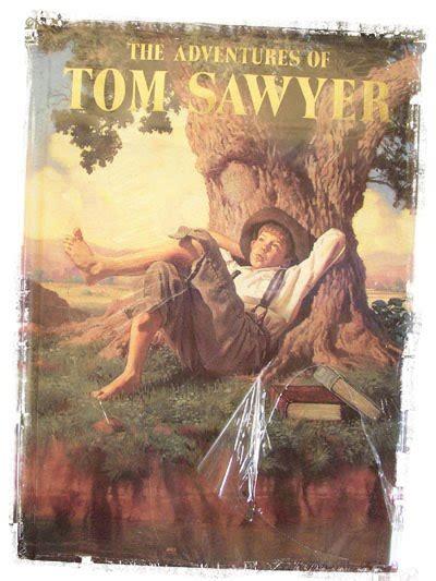 sumergete en la magia de  libro mark twain
