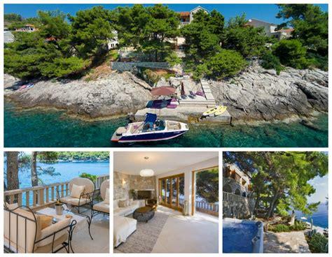 maisons pieds dans l eau et villas avec vue mer pour vos