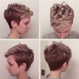 2017 Short Hairstyles Curly Hair