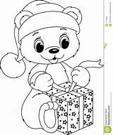 Bear Coloring Bears Bare Printable Sheets Sheet Getcolorings Present Opens Vector Template sketch template