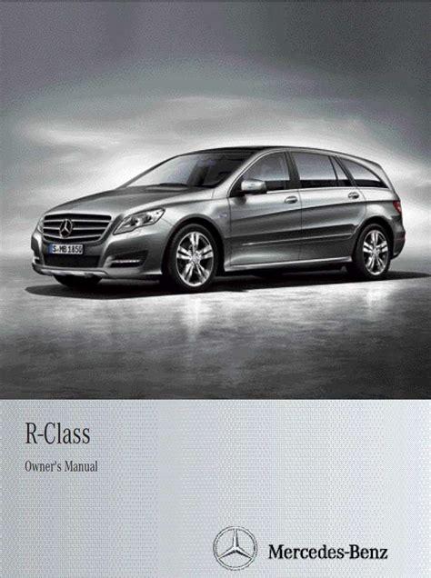 manual repair autos 2012 mercedes benz gl class regenerative braking mercedes benz r class uk 2012 owner s manual pdf online download